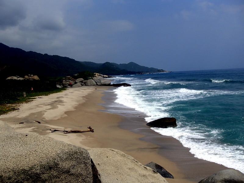 Parc Tayrona, les Caraïbes comme on se l'imaginait !