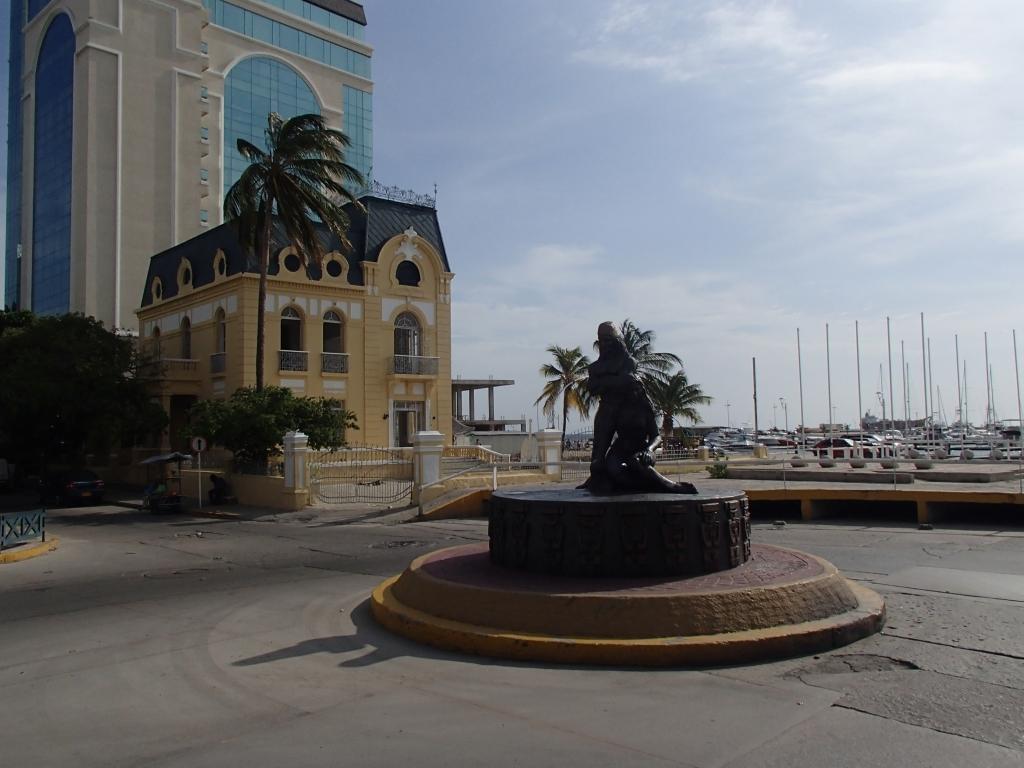 Santa Marta, Taganga, dernières plages Colombiennes !