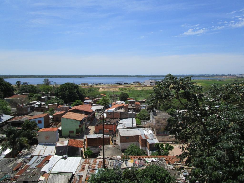 Passage au Paraguay