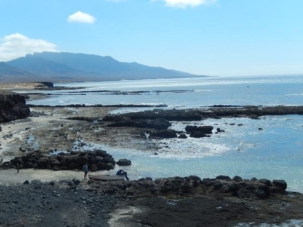 Le sud de Fuerteventura : Cofete et Las Playitas