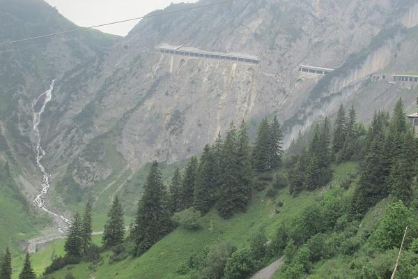 Lech, Dornbirn et Sankt-Anton, stations de ski