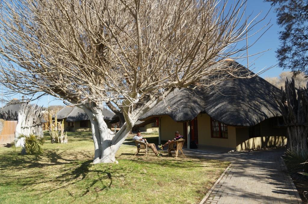 Frans Indogo Lodge
