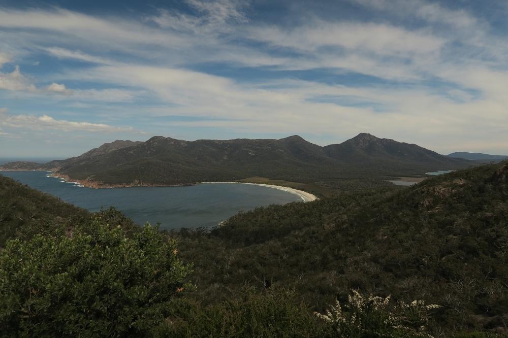 Tasmanie : East Coast !