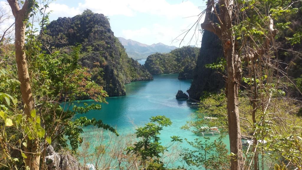 Arrivée au Philippines et l'ILE DE coron