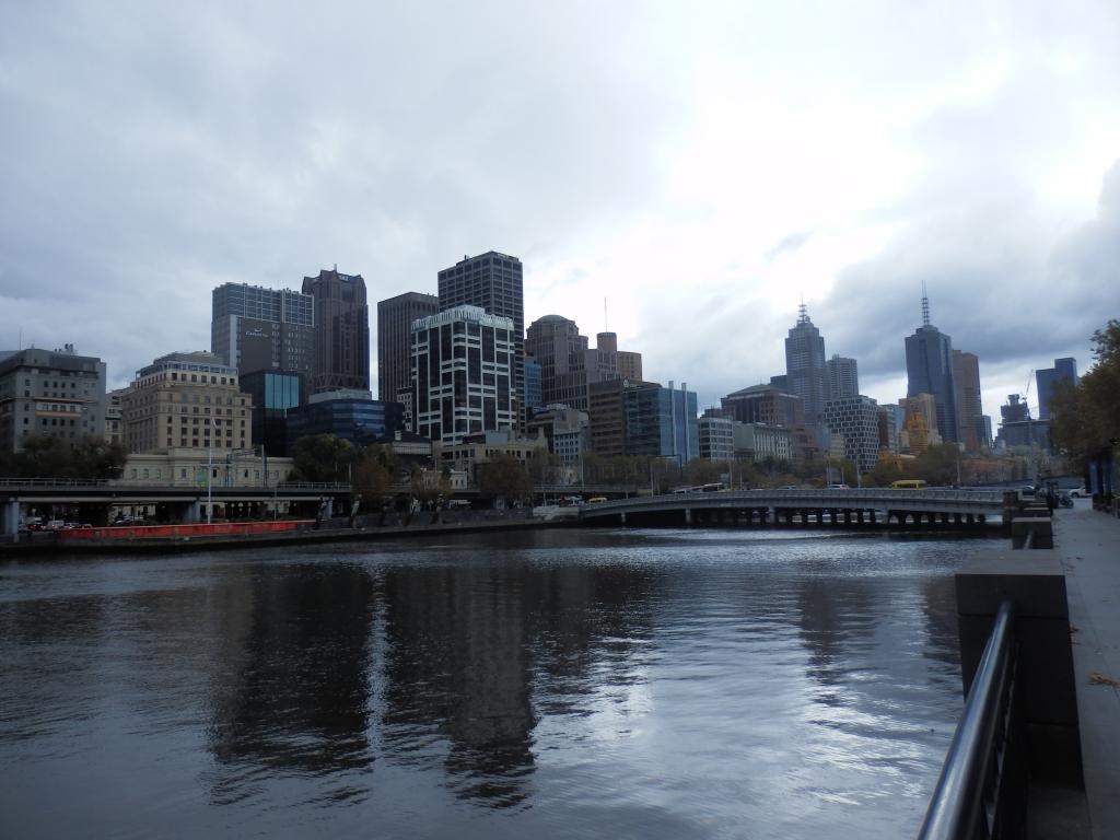 Yes, trop beau ! On est � Sydney !