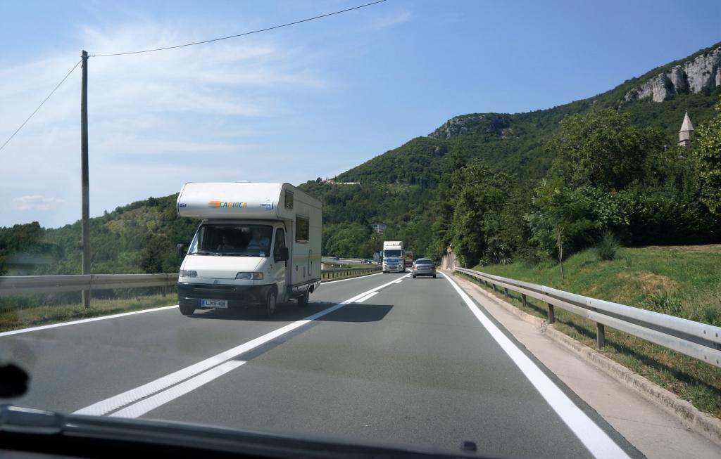 Région de l'Istrie : Pula, Porek,....