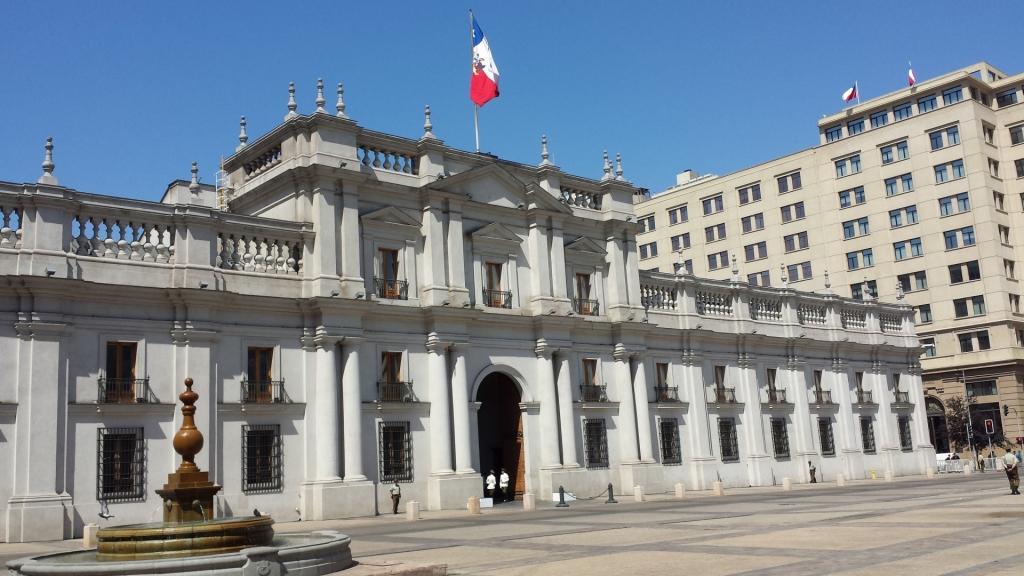 CENTRE DU CHILI / SANTIAGO , VALPARAISO , VINA DEL MAR