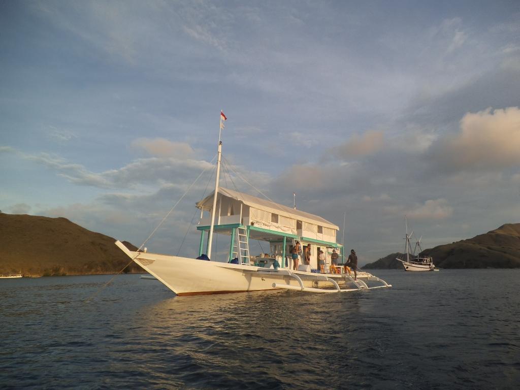 Mini croisiere sur bateau de pecheur