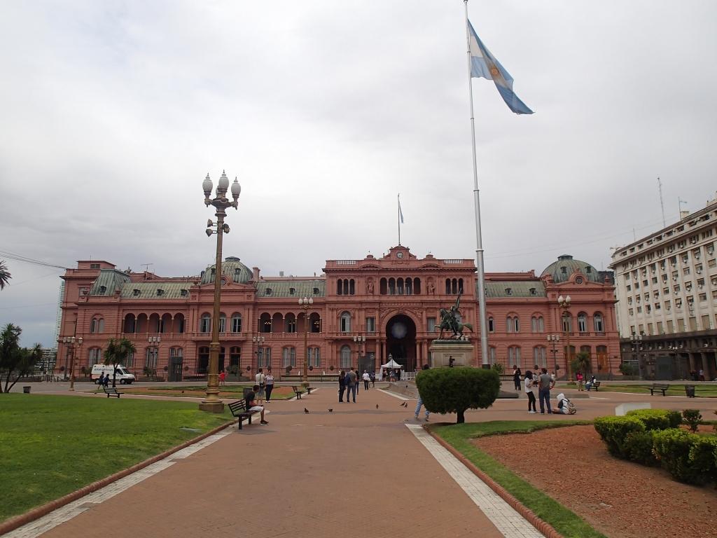 Buenos Aires, la plus européenne des capitales sud-américain
