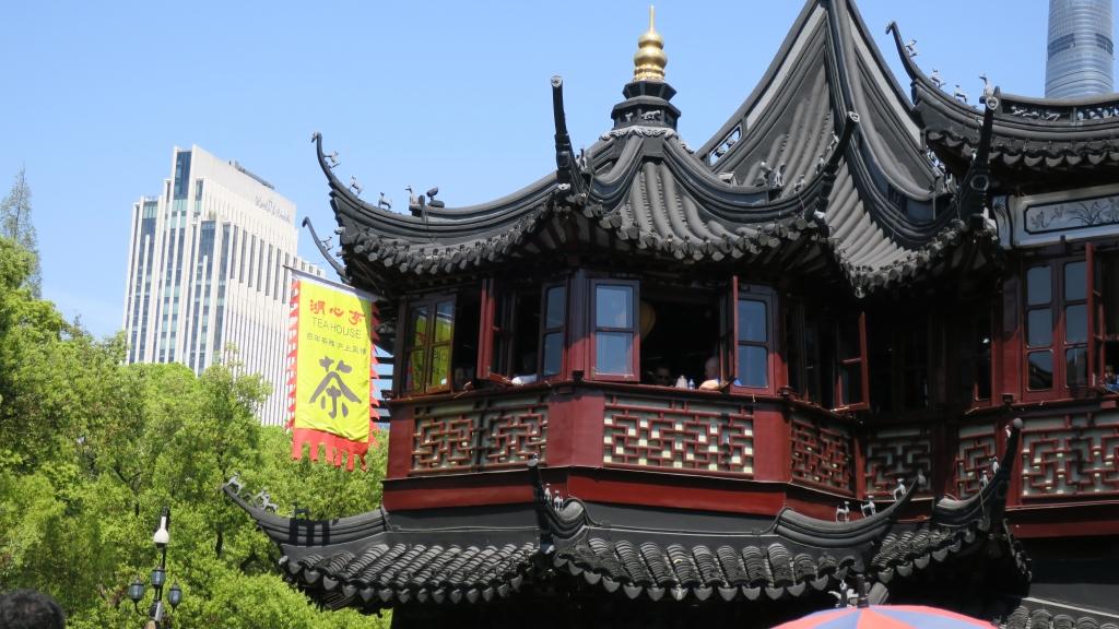 temple chinois shanghai