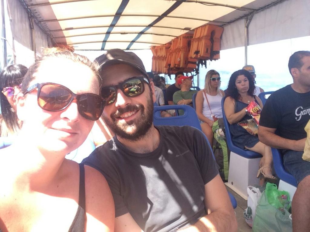 Ilha Grande, joyau du Brésil