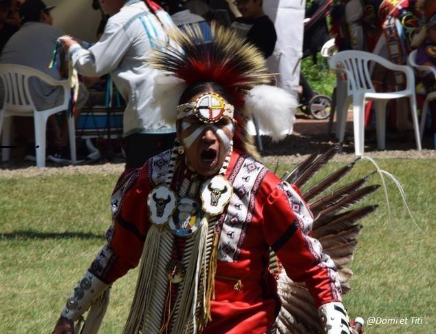 Grand rassemblement Pow Wow chez les Hurons-Wendat