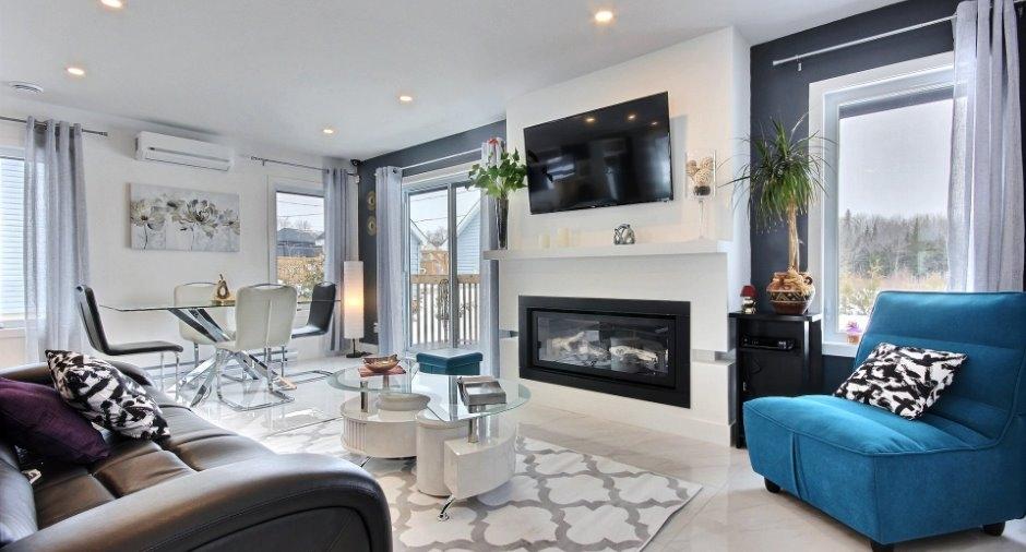 Québec City - On vend notre maison 3 étages avec B&B