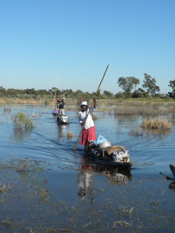 Le merveilleux Botswana