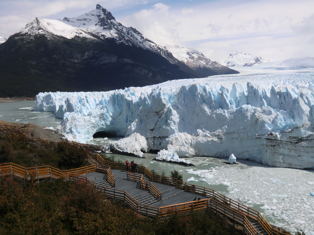 el calafat le glacier perito moreno blog de voyage de yons. Black Bedroom Furniture Sets. Home Design Ideas