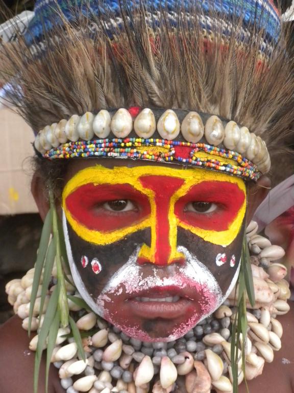 The Goroka Show, Le festival des tribus de Papouasie!