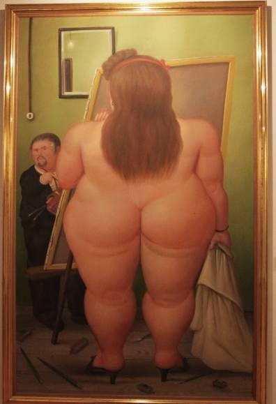 Botero et les anonymes