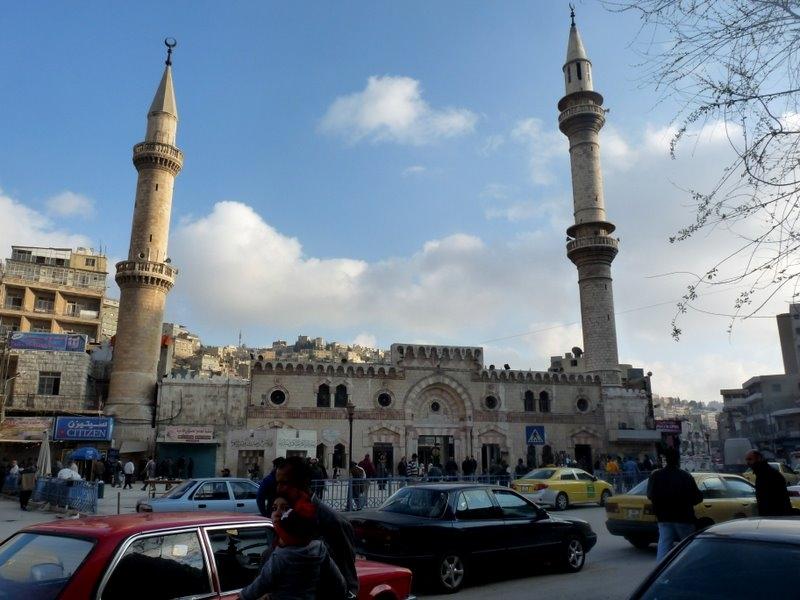 Amman, Jerash....... et plan B
