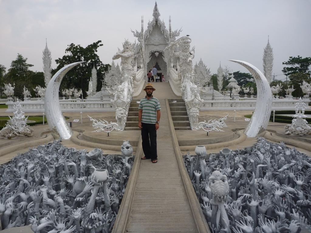 Retrouvailles visite de chiang rai et d part pour le laos for Miroir des limbes