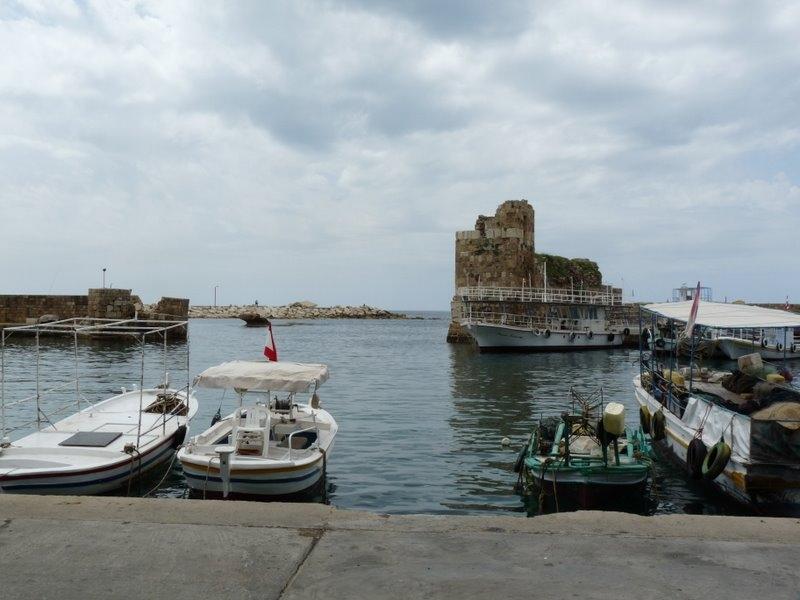 Byblos ..... et fin des vacances