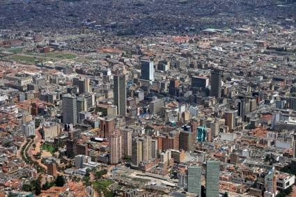 Bogota, el museo al cielo abierto