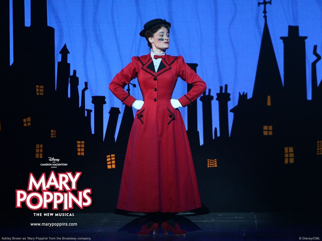 acteur enfant mary poppins