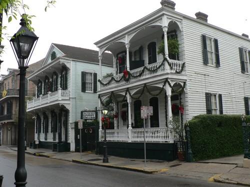 Érotique à la Nouvelle-Orléans