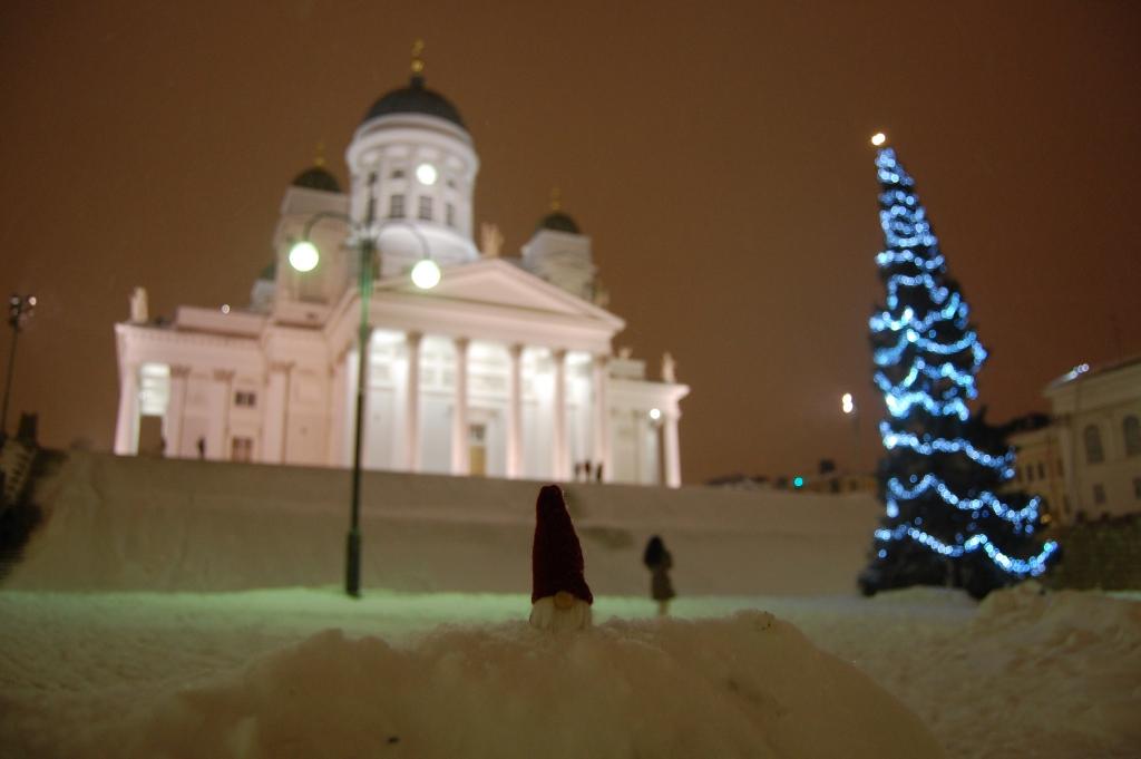 Petit Noël à Helsinki