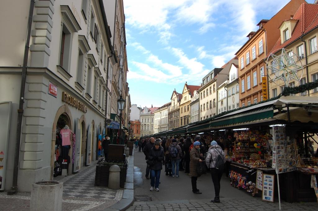 Meilleurs voeux de Prague