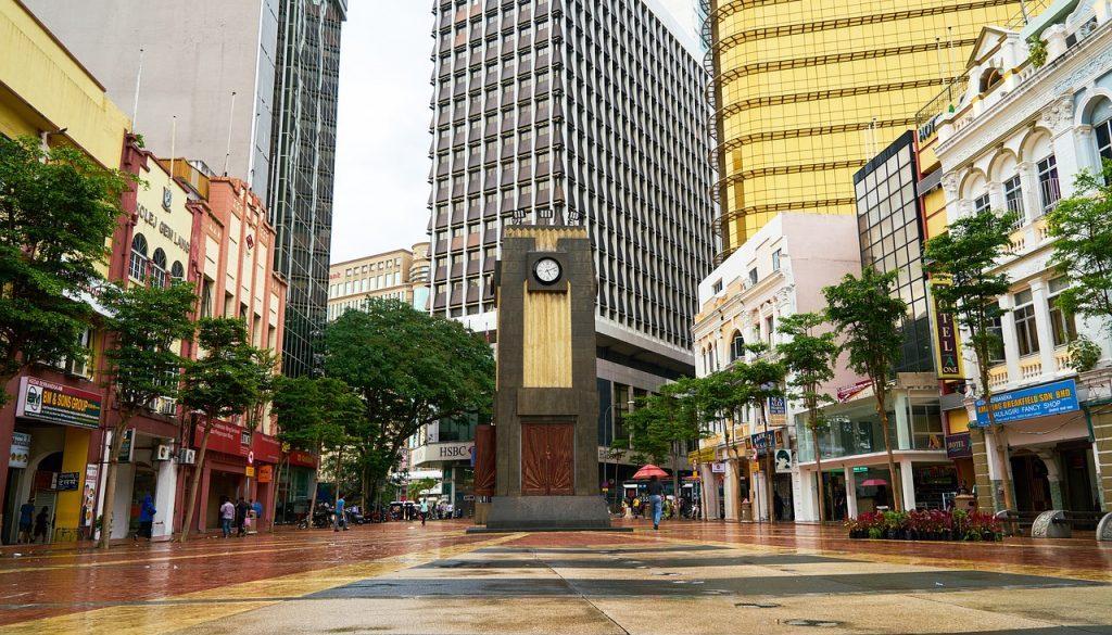 Partir en Malaisie en novembre