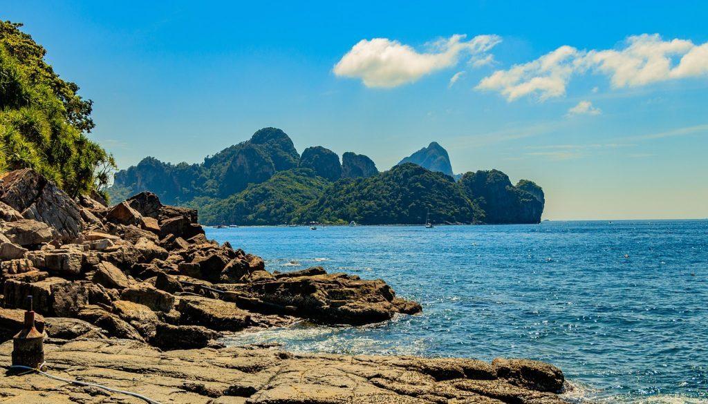 Partir en Thaïlande en juillet