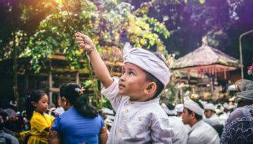 Partir en Indonésie en Avril