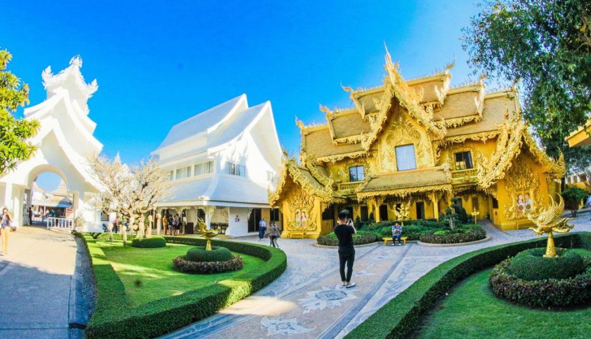 Partir en Thaïlande en février