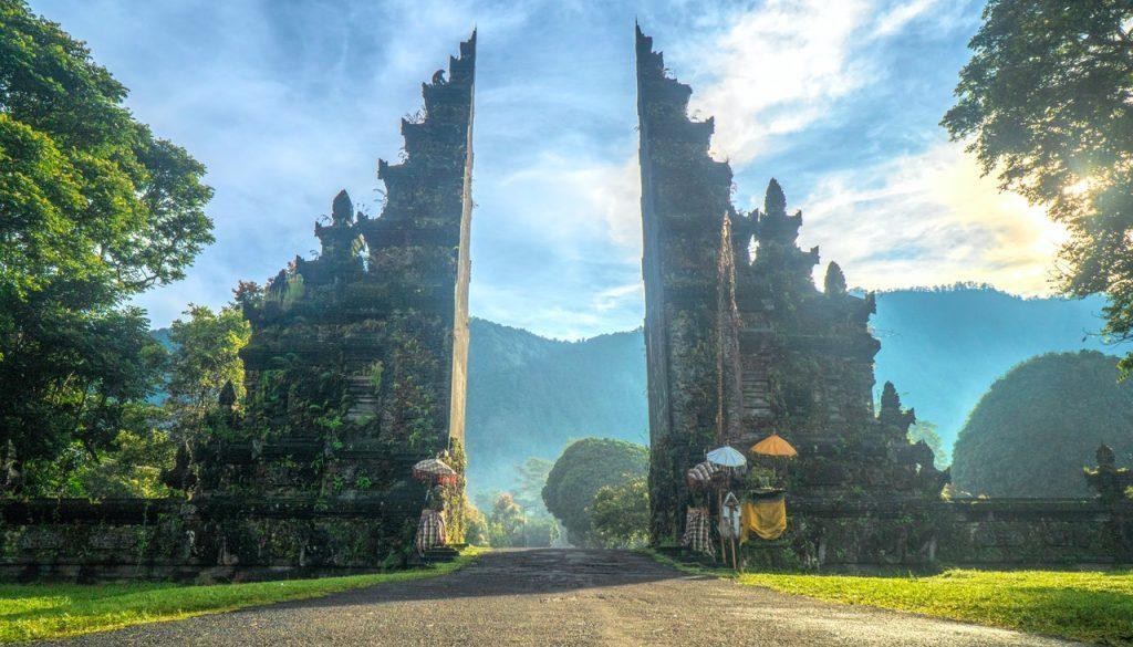 Partir en Indonésie en février