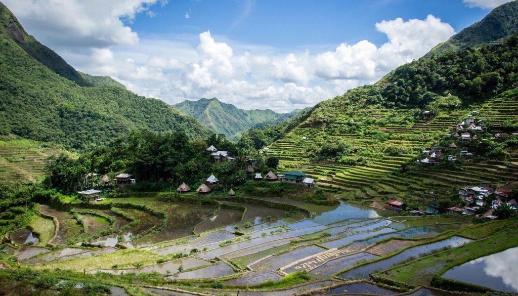Partir aux Philippines en Août
