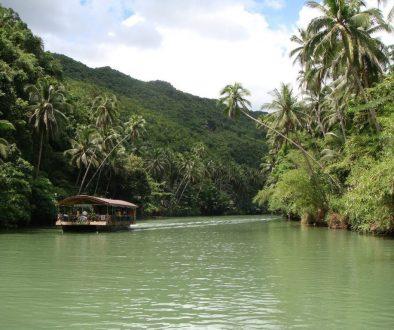 Partir aux Philippines en décembre