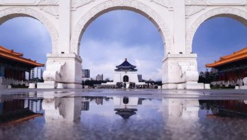 Partir en Taïwan en août