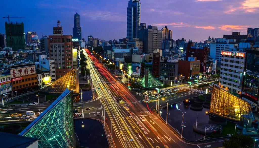 Partir en Taïwan en juin