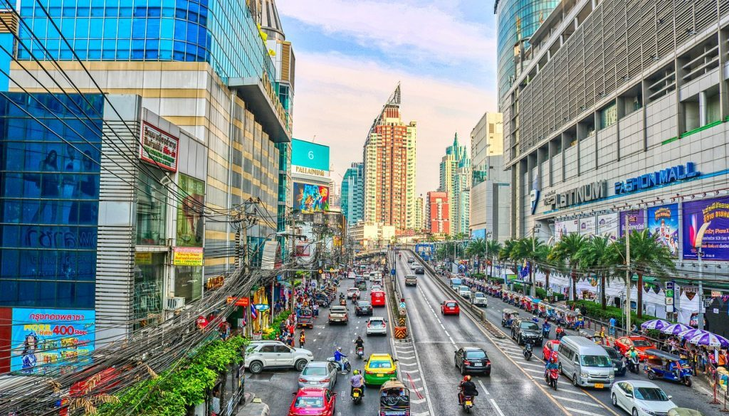 Partir en Thaïlande en novembre