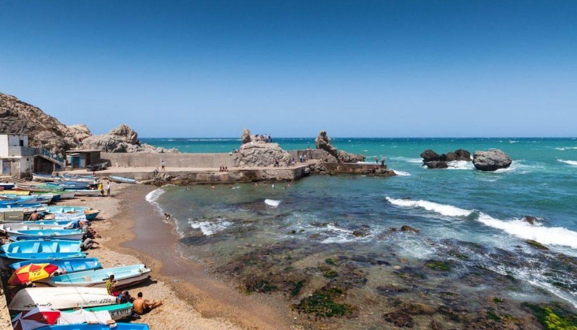 Partir en Algérie en juin