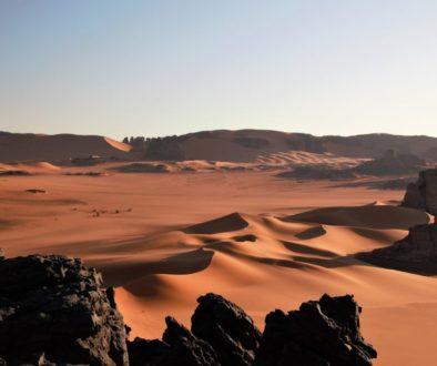Partir en algérie en mai