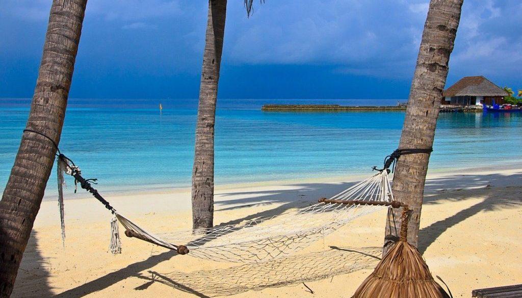 Partir aux Maldives en août