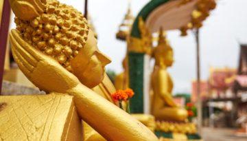 Partir au Laos en novembre