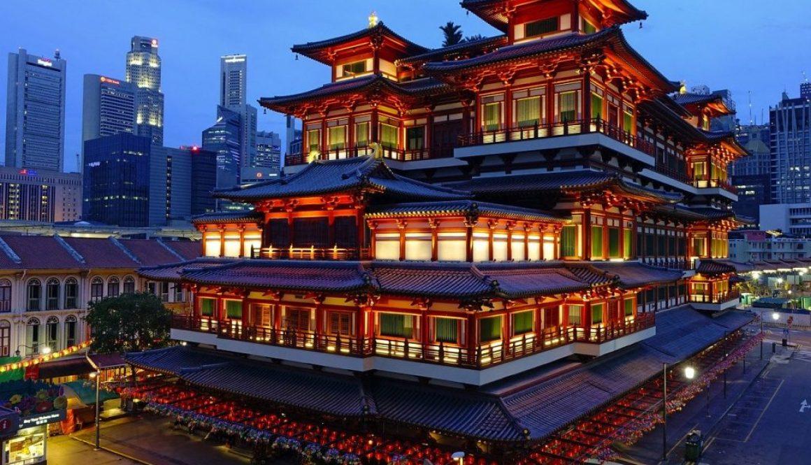 Partir à Singapour en janvier
