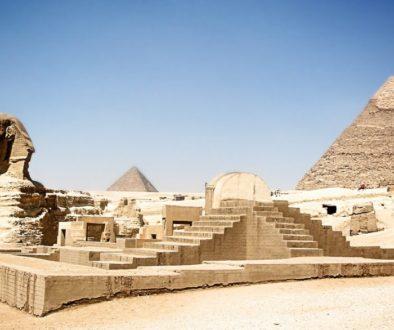 Partir en Egypte en août