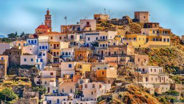 Partir en Grèce en avril