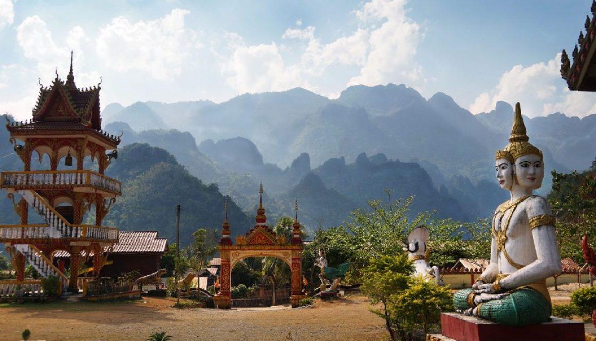 Partir au Laos en juillet