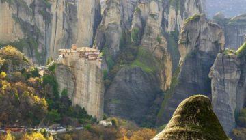 Partir en Grèce en août