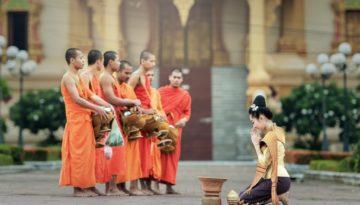 Partir au Cambodge en janvier