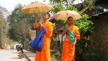 Partir au Laos en mars